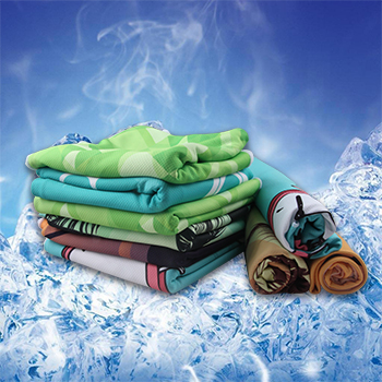 Cooling Beach Towel