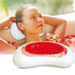 Inflatable Jelly Bath Pillow
