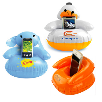 Inflatable Mobile Phone Chair