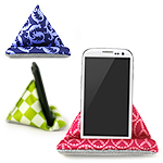 Microfiber Mobile Device Stand
