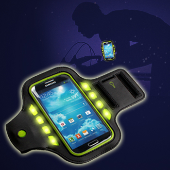 Sports Armband With LED Light