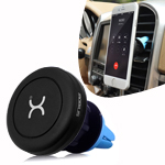 360° Degree Rotating Magnetic Car Phone Mount ( Top With Cross Design )